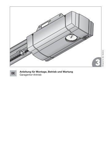 supramatic 2 mit externem empfaenger h rmann kg. Black Bedroom Furniture Sets. Home Design Ideas