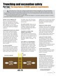 Mississippi 811 Magazine -- Trenching and ... - Trench Safety - Page 2