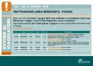 foggia - Trenitalia