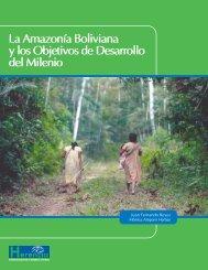La Amazonía Boliviana y los Objetivos de ... - Fundación AVINA