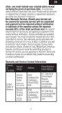 Function Module Manual Funktionsmodule Manual ... - Spektrum - Page 7