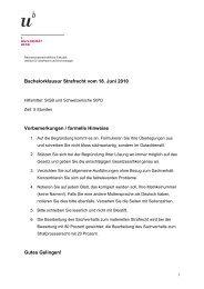 Bachelorklausur vom 18. Juni 2010 (pdf, 180KB) - Institut für ...