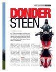 Download hier de volledige test van de Aprilia Tuono 1000R uit 2005 - Page 2