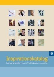 Inspirationakatalog - Personaleweb