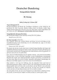 Rede von Dr. Peter Gauweiler in der 80. Sitzung des Deutschen ...