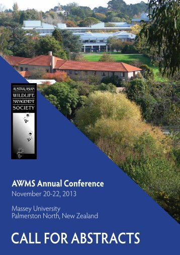 Call for Abstracts Brochure - Onqconferences.com.au