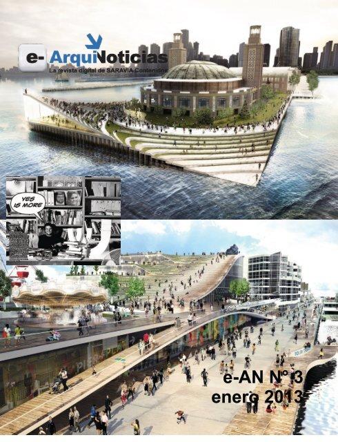 e-ArquiNoticias  N° 3 enero 2013
