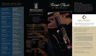 Friends of Music - Methodist University