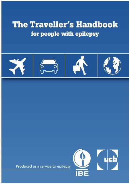 The Traveller's Handbook for people with epilepsy
