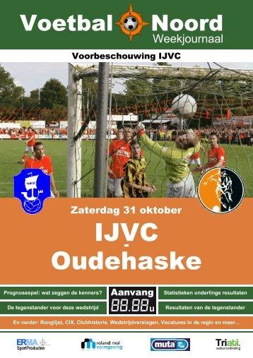 IJVC Oudehaske