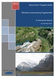 Teil D: Technischer_Bericht [PDF, 1.00 MB] - Gemeinde Glarus Nord