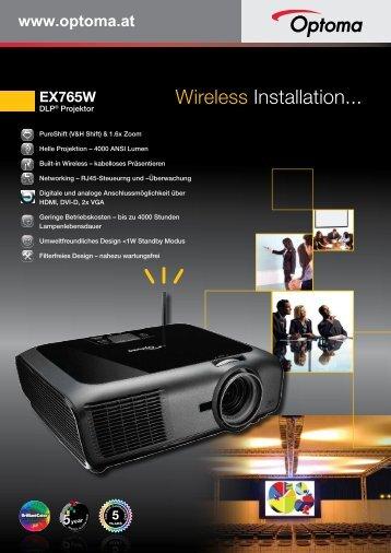 EX765W - Multimedia-Diskont