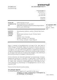 2004.09.23 DONG Naturgas A/S ctr. Horsens Kommune vedr ...