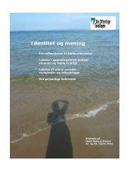 Program årsmøde Nyborg Strand 2012 - De Offentlige Tandlæger