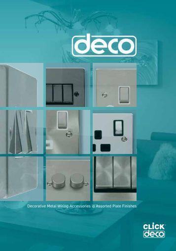 Download CLICK Deco - PDF - SCOLMORE INTERNATIONAL LTD