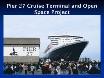 Presentation Slideshow - Port of San Francisco