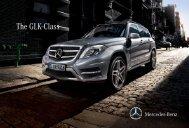 The GLK-Class - Mercedes-Benz Magyarország