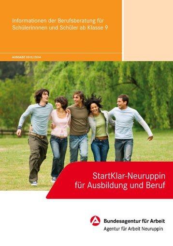StartKlar-Neuruppin für Ausbildung und Beruf - planet-beruf regional ...