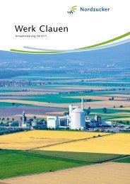 Werk Clauen - Nordzucker AG
