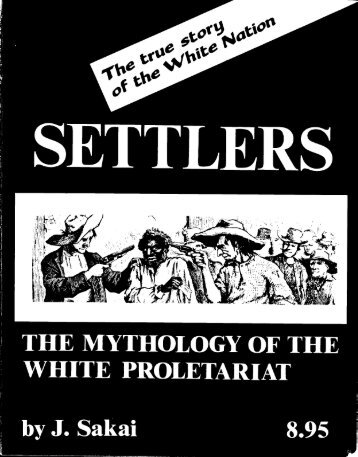 Mythology of the White Proletariat - San Francisco Bay Area ...