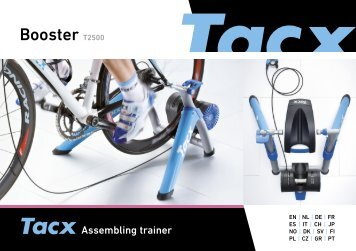 Booster T2500 - Tacx