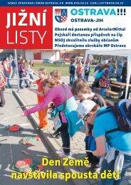Jižní listy - Ostrava-JIH