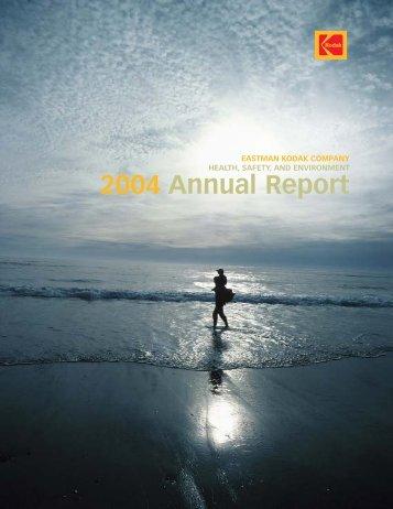 2004 Annual Report - Kodak