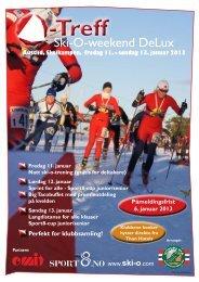 Ski-O-weekend DeLux