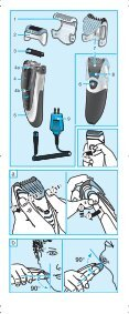 cruZer3 - Braun Consumer Service spare parts use instructions ... - Page 3