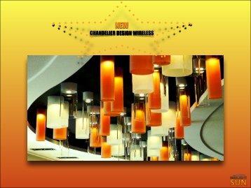 Chandelier design wireless