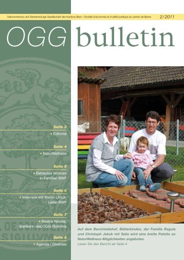 Lesen Sie den Bericht im OGG-Bulletin 2/2011