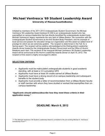 nhs leadership essay