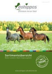 Download - Eohippos Premium Horse Feed