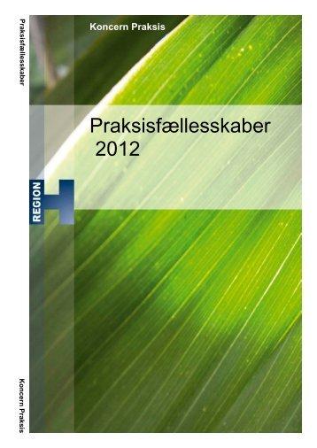 Du finder rapporten om praksisfællesskaber her - Sundhed.dk