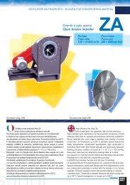ZA - ACF Ventilatoren GmbH