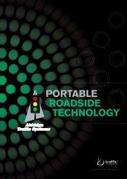 Portable roadside technology - Traffic Technologies