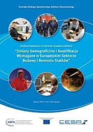"""""""Zmiany Demograficzne i Kwalifikacje Wymagane w Europejskim ..."""