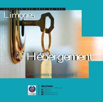 Chambres d'hôtes et foyers - Office International de l'Eau