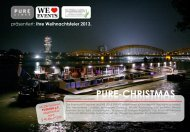 PURE-CHRISTMAS - Köln Locations