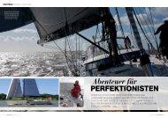 Abenteuer für - Oyster Yachts