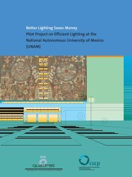Better Lighting Saves Money Pilot Project on Efficient ... - ICLEI Europe