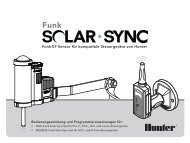 Bedienungsanleitung Funk-SolarSync