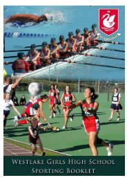 Sports Booklet for Students - AllTeams