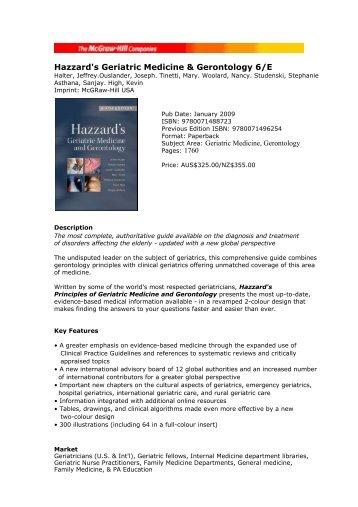 Deja review psychiatry 2 hazzards geriatric medicine gerontology 6e mcgraw hill fandeluxe Image collections