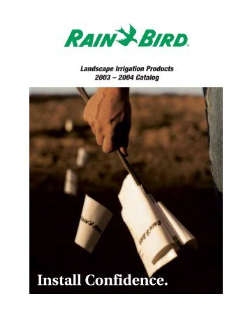RainBird - Ewing Irrigation