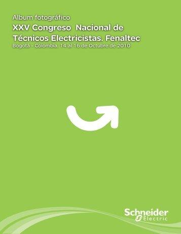 Fotografías Fenaltec - Schneider Electric