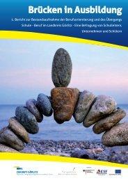 1. Bericht zur Bestandsaufnahme der Berufsorientierung und des ...