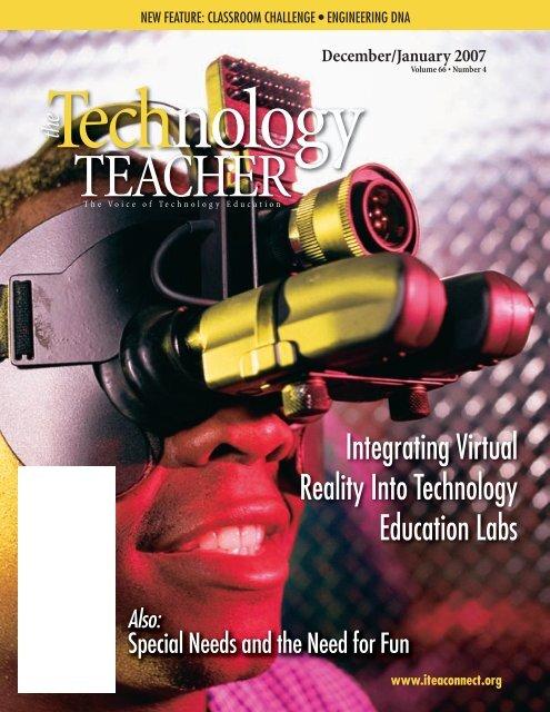 December/January 2007- Vol 66, No. 4 - International Technology ...