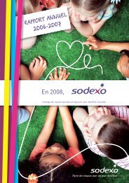RAPPORT ANNUEL 2006-2007