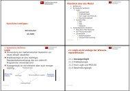 Überblick über das Modul Logik Verwendung der mathematischen ...